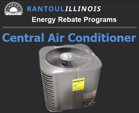 Main Central Air Conditioner Image