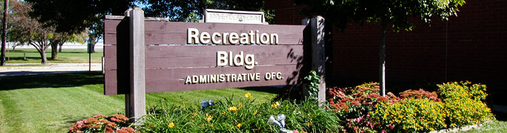 Recreation Building Administrative Office
